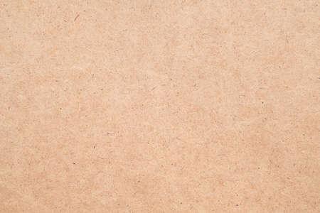 Photo pour Construction material. Beige plywood texture abstract art background. Solid color LDF surface. Empty space. - image libre de droit