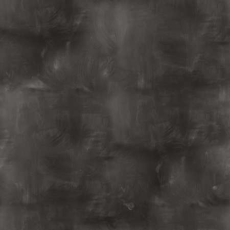 seamless texture empty black chalkboard with chalk traces