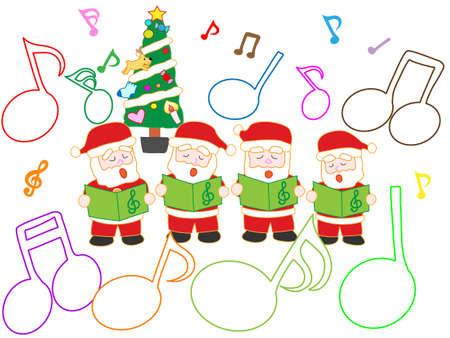 fun christmas concert fy31085928075 ロイヤリティフリー素材 高