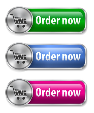 Electronic commerce web elements for online store.