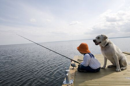 Photo for Fishing - Royalty Free Image