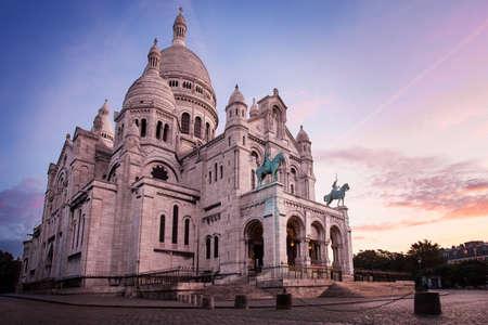 Basilica of Sacre Coeur