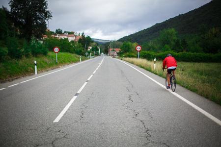 Photo pour Highway on the St. James way - image libre de droit