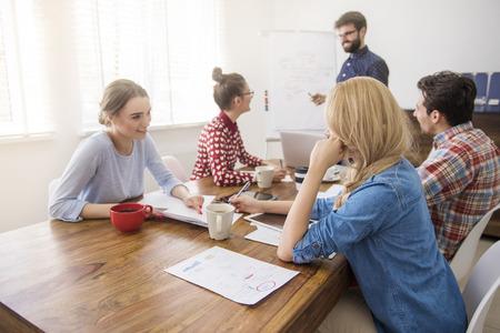 Good relations among colleagues make work profitable