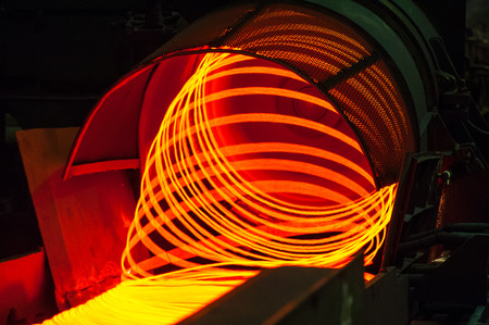 manufacturing wire Steel Works