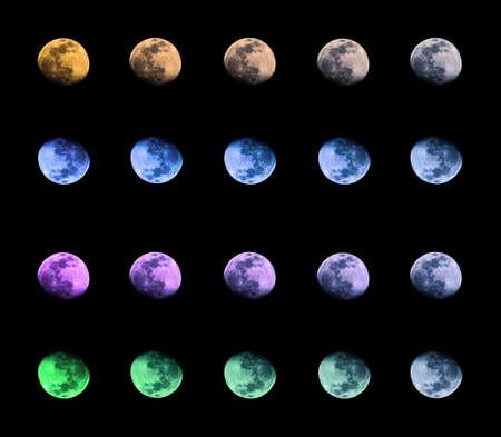 Moon 20 sheade