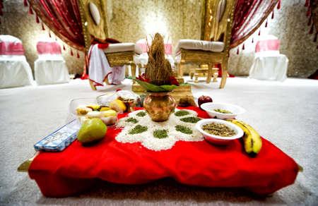 Ceremony Set Up For Indian Wedding