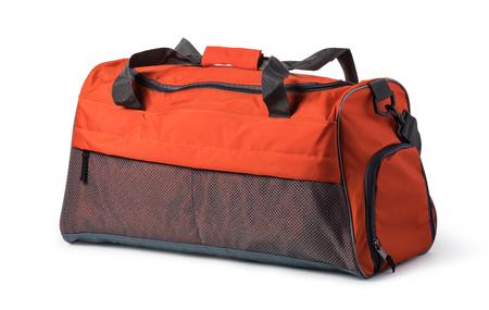 Photo pour Travel bag on a white background - image libre de droit