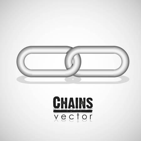chain link concept illustration