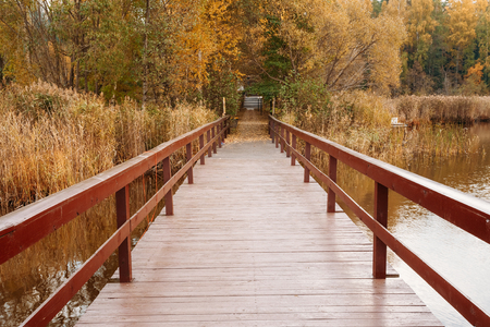 landscape wallpaperwooden bridgecabin - photo #36