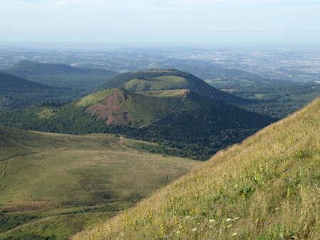 extinct volcanoes