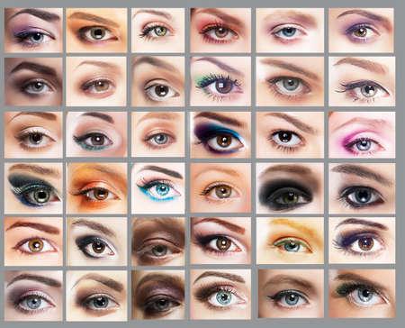 Mascara  Great Variety of Women eyes