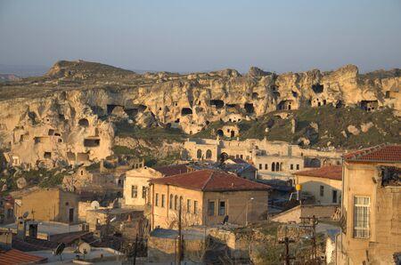 in the land of Cappadocia