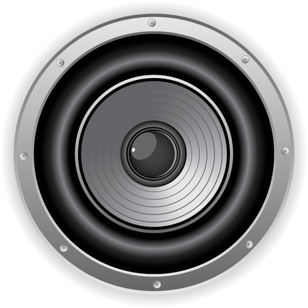 Vector - Round Isolated Sound Speaker