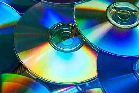 Photo for CD shiny background - Royalty Free Image
