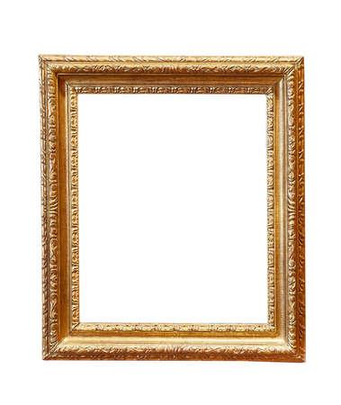 Photo pour Old Picture Frame - image libre de droit