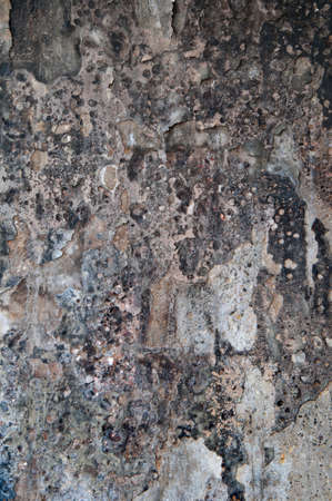 wall damaged by fire texture