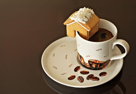 pleasure of coffee