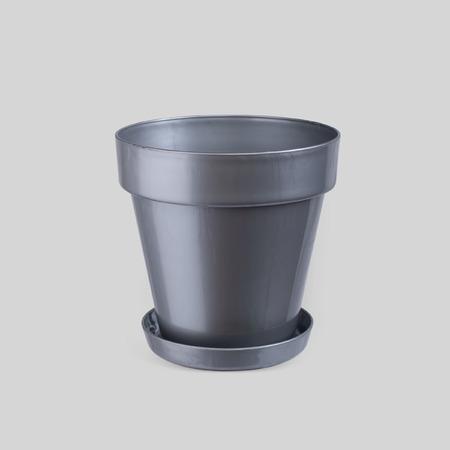 Empty flowerpot