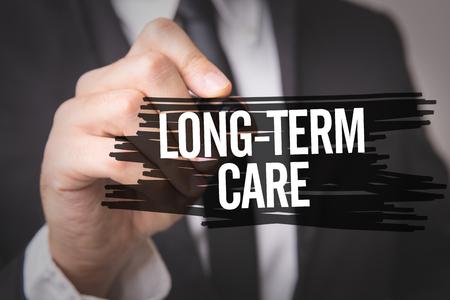 Foto de Long-Term Care - Imagen libre de derechos