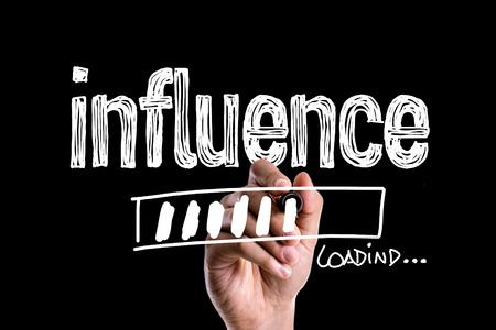 Foto de Influence - Imagen libre de derechos