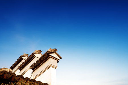 China Anhui Province Province Province architectural style
