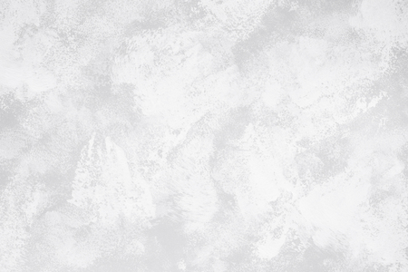 Abstract art painting in white and gray color for texture background ideas.