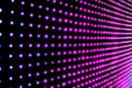 Photo pour bright background of purple lights, club style, horizontal photo, free space for text, fashion party concept - image libre de droit