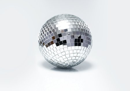 Photo for disco ball for dancing in a disco club - Royalty Free Image