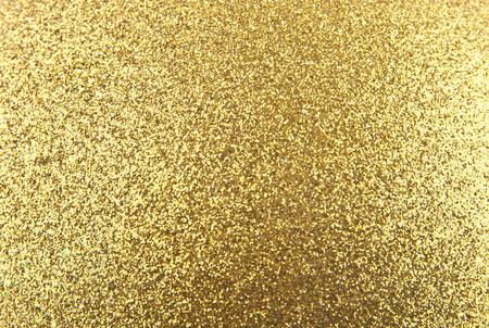 Photo for texture of a shiny golden background for festive decorations - Royalty Free Image