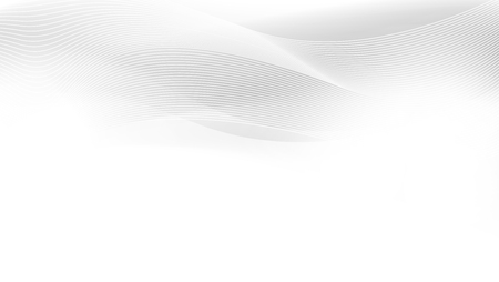 Illustration pour Abstract grey white waves and lines pattern. Vector - image libre de droit