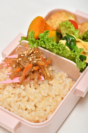 Photo for Japanese delicious lunch - Royalty Free Image
