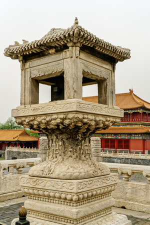 The Imperial Palace in Beijing