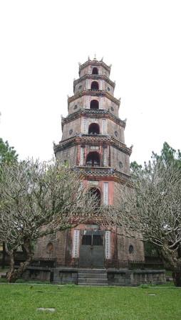 Thien Mu temple, Hue, Vietnam