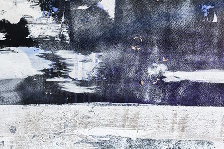 Contrast relief surface. Heterogeneous drawing textures.