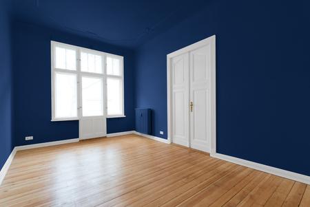 Photo pour beautiful empty room - apartment after renovation - image libre de droit
