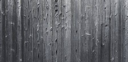 Photo for Rough gray or grey wooden background. Wood wallpaper and Surface of hardwood material - Royalty Free Image