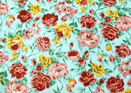 Flower wallpaper textile for background