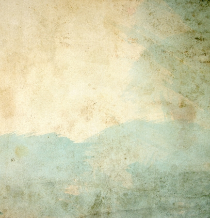 abstract grunge watercolor paint background