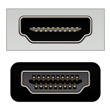 hdmi digital video connectors