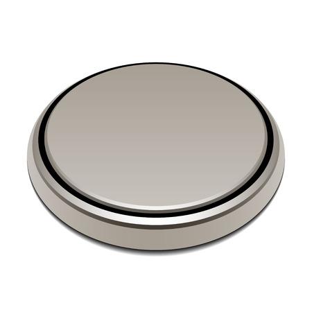 vector 3v button lithium battery