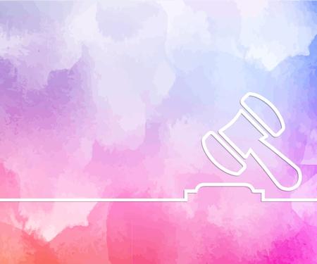 Foto de Abstract Creative concept background for Web and Mobile Applications, Illustration template design, business infographic, page, brochure, banner, presentation, booklet, document. - Imagen libre de derechos