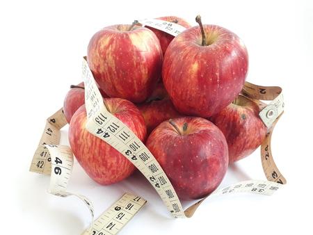 Foto für Fresh fruits can be used by diet expert - Lizenzfreies Bild