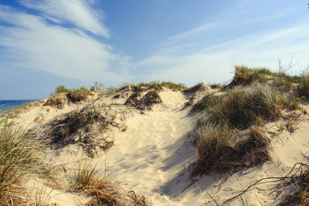 Little Sable Point Dunes, Michigan, USA