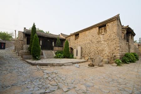 historical and cultural village Yujia Stone Village