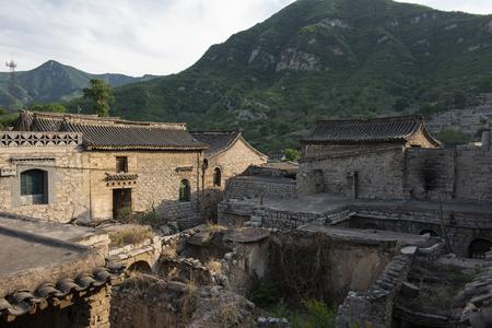 Jingjing Count historical and cultural village Daliangjiang Village
