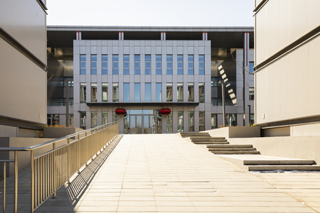 China, Hebei Province, Xiong'an New District Citizen Service Center