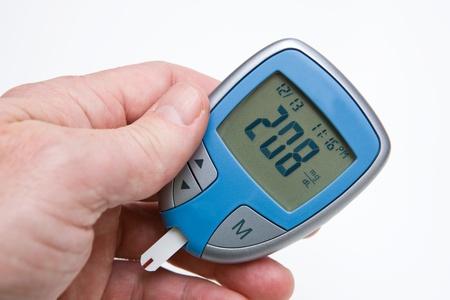 High Blood Glucose Reading