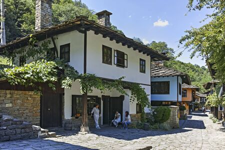 Photo for ETAR, GABROVO, BULGARIA- JULY 6, 2018: Architectural Ethnographic Complex Etar (Etara) near town of Gabrovo, Bulgaria - Royalty Free Image