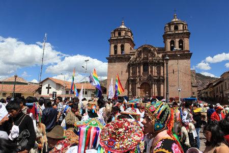 Churches in Cuzco